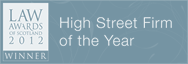 High Street Firm of the Year Award